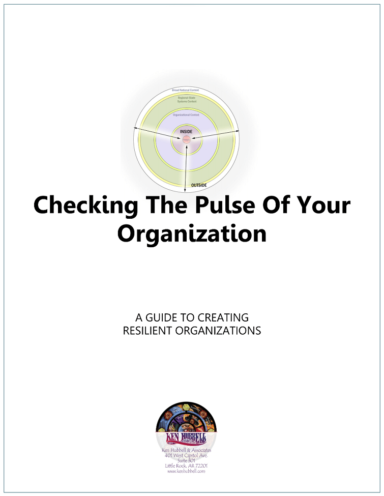 Taking the Pulse of your Organization